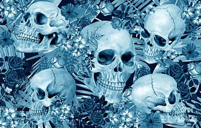 Tropic Halloween Poster by Mark Ashkenazi