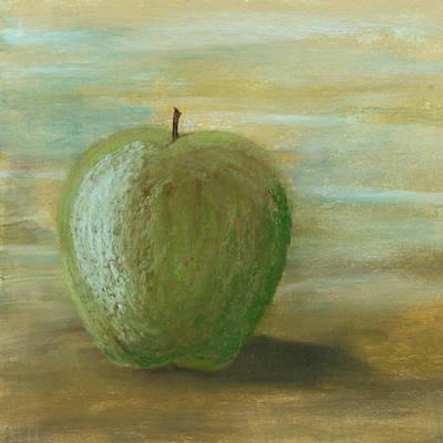 Umber Apple Poster by Cheryl Albert