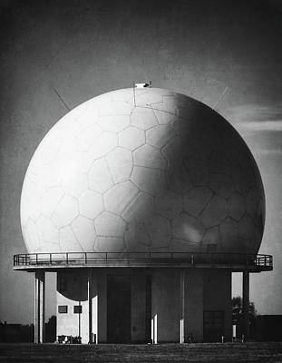 Under The Dome Poster by Wim Lanclus