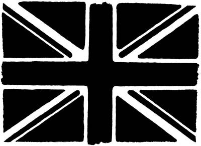 Union Flag Poster by Christopher Rowlands