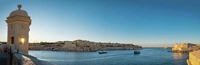 Valletta - Senglea, Malta - Cityscape Photography Poster by Giuseppe Milo