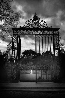 Vanderbilt Gate Poster by Jessica Jenney