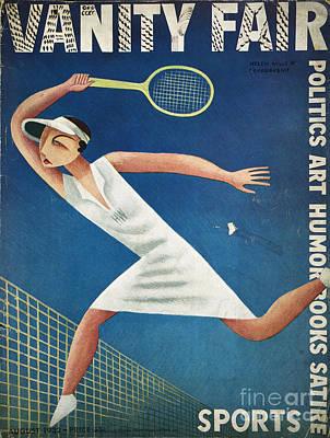 Vanity Fair, 1932 Poster by Granger