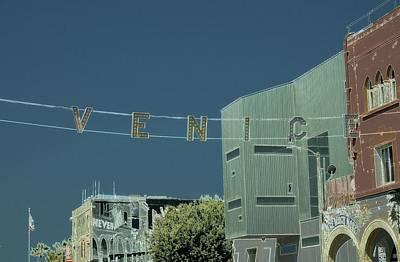 Venice Beach Magic 4 Poster by Fraida Gutovich