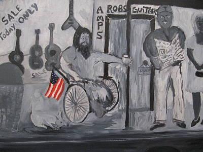 Vietnam Vet Poster by Antonio Raul