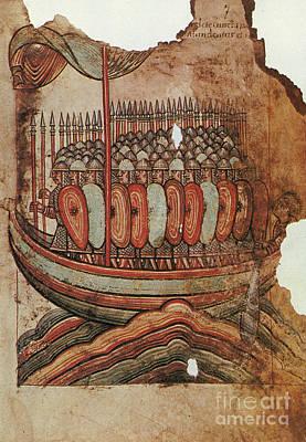Viking Invasion 919 Poster by Granger