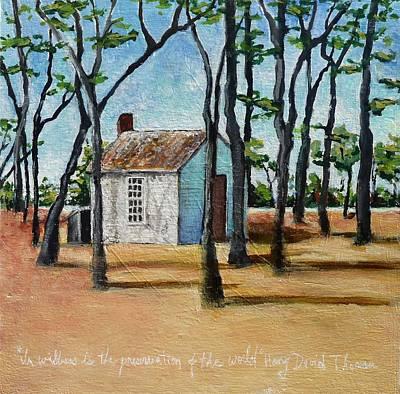 Walden Pond Poster by Deanna White