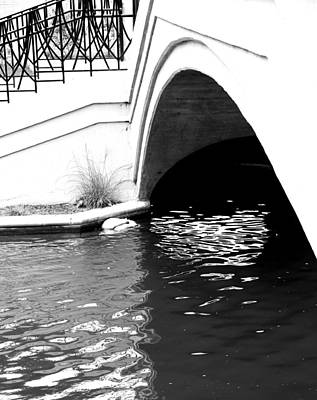 Water Under The Bridge Poster by Dan Sproul