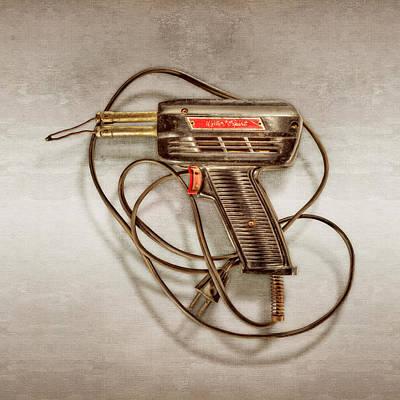 Weller Expert Soldering Gun Poster by YoPedro