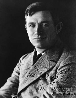 Will Rogers Poster by H. Armstrong Roberts/ClassicStock