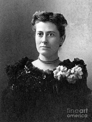 Williamina Fleming, Scottish-american Poster by Science Source