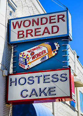 Wonder Memories Poster by Stephen Stookey