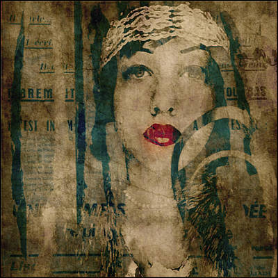 World Without Love  Poster by Paul Lovering