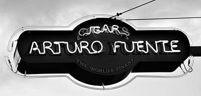 Worlds Finest Cigar Poster by David Lee Thompson