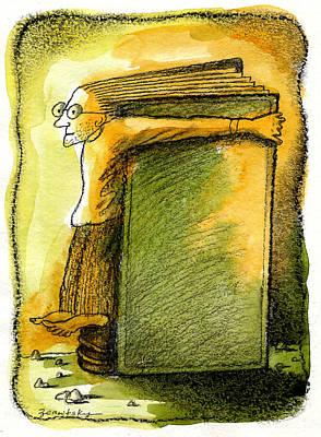 Writer Poster by Leon Zernitsky
