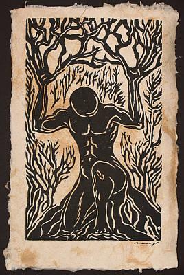 Yggdrasil Poster by Maria Arango Diener