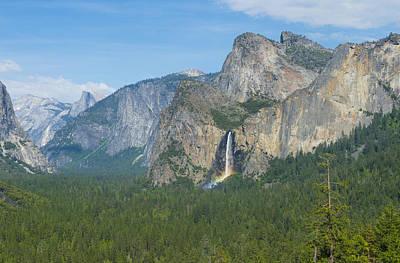 Yosemite National Park Poster by Kobby Dagan