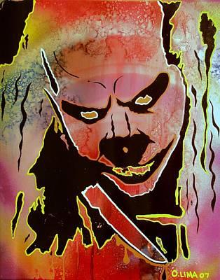 Ziggy  Poster by Ottoniel Lima