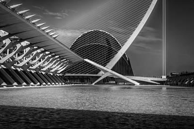 Future Photograph -   Architecture Valencia Iv by Erik Brede