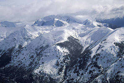 Argentina. Andes Mountains Print by Anonymous