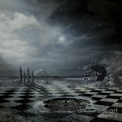 Ark Digital Art -  Arrived by Franziskus Pfleghart