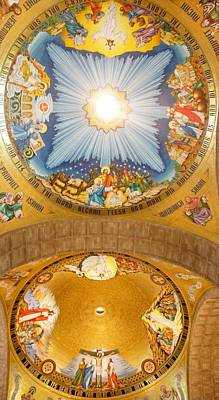 Jesus Photograph -  Basilica Of The National Shrine by Art Spectrum