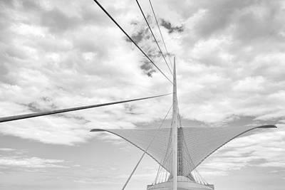 Structure Photograph -  Burke Brise Solei by Scott Norris