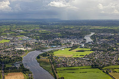 Photograph -  Coleraine And River Bann by Colin Bailie