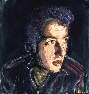 Joe Strummer Original by Michael Jenks