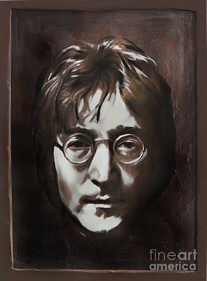 John Lennon Original by Andrzej Szczerski