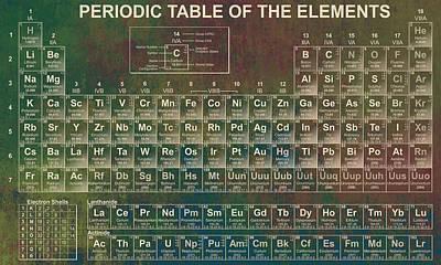 Periodic Table Original by Vijay Sonar