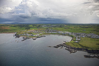 Photograph -  Portballintrae Harbor by Colin Bailie