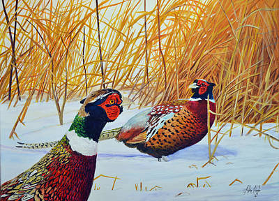 Spring Ever Going To Come Original by Alvin Hepler