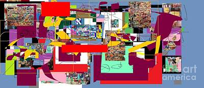 Inner Self Digital Art - Wiping Out The Language Of Amalek 1 by David Baruch Wolk