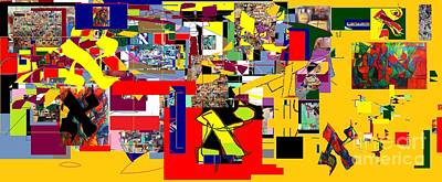 Inner Self Digital Art - Wiping Out The Language Of Amalek 2 by David Baruch Wolk