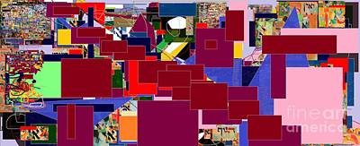 Inner Self Digital Art - Wiping Out The Language Of Amalek 5 by David Baruch Wolk