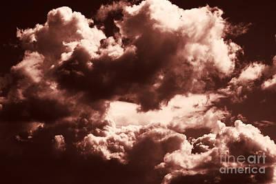Storm Sky  Original by Lali Kacharava