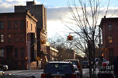 The Bronx I Print by Robert Daniels