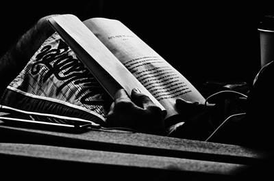 The Read Print by  Kelly Hayner