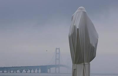 Veil Monument Print by Randy Pollard