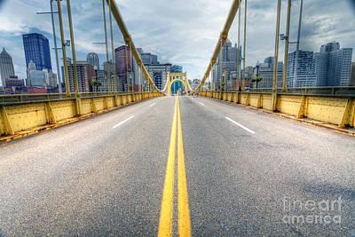 0306 Pittsburgh 9 Print by Steve Sturgill