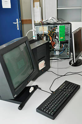 2009 Photograph - 20 Years Of The World Wide Web by Cern