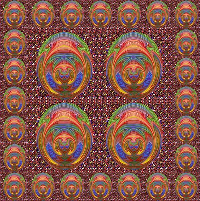 3dimentional Graphic Polar Coordinate Elegant Infinity Symbol Background Panorama Discount Sale Prom Original by Navin Joshi