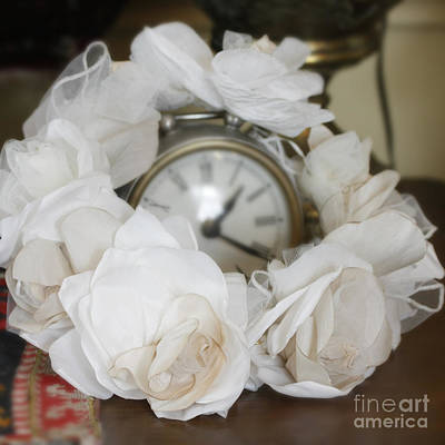 Bride Photograph - Wedding Time by Terri Waters