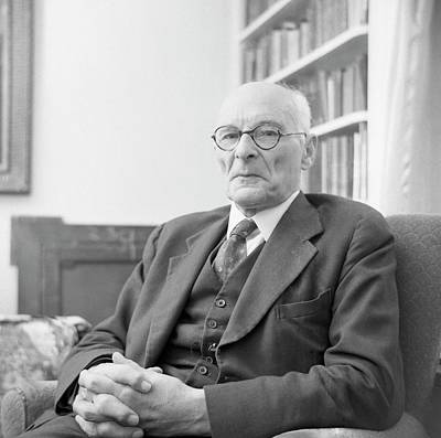 Eugenics Photograph - A. Carr-saunders by Guy Selby-lowndes