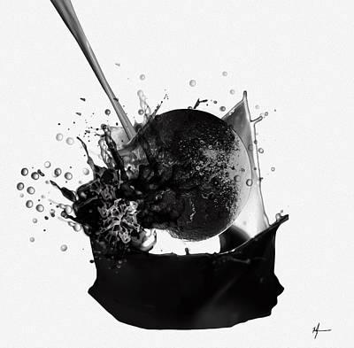 All Faa Digital Art - A World Within My Paint Pot ...---.... by Sir Josef Social Critic - ART