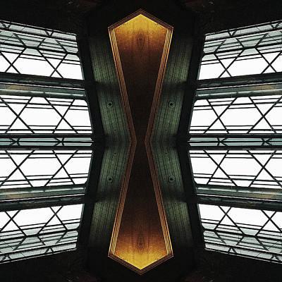 New York City Digital Art - Abstract Empire Deco by Natasha Marco