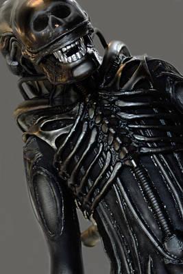 Alien In Public Original by Toppart Sweden