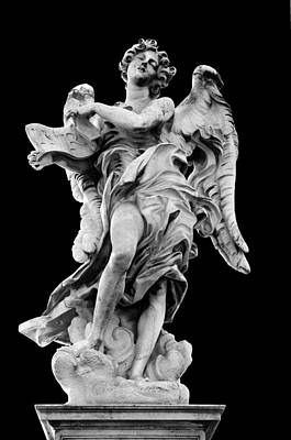 Vatican Photograph - Angel With The Superscription by Fabrizio Troiani
