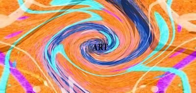 Visual Creations Mixed Media - Art by Dan Sproul